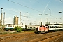 "O&K 26926 - DB ""335 216-8"" 16.05.1993 - Duisburg, HauptbahnhofAndreas Kabelitz"