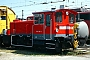 """O&K 26926 - DB Cargo """"333 716-9"""" 20.05.2001 - Karlsruhe, BetriebshofErnst Lauer"""