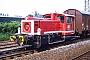 """O&K 26926 - DB """"335 216-8"""" 24.07.1989 - Oberhausen, HauptbahnhofDieter Spillner"""