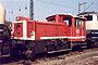 "O&K 26927 - DB ""335 217-6"" 18.03.1992 - Oberhausen, Bahnbetriebswerk Osterfeld SüdAndreas Kabelitz"