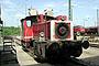"""O&K 26927 - Railion """"335 217-6"""" 27.05.2005 - Hagen-Vorhalle, BahnbetriebswerkBernd Piplack"""