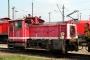 """O&K 26927 - Railion """"335 217-6"""" 08.05.2006 - Hagen-Vorhalle, BahnbetriebswerkBernd Piplack"""