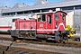 """O&K 26932 - DB Cargo """"335 222-6"""" 02.02.2002 - Hamburg-Eidelstedt, BahnbetriebswerkTorsten Schulz"""