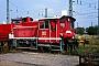 """O&K 26933 - DB Cargo """"335 223-4"""" 06.08.2000 - Hamburg-Wilhelmsburg, BahnbetriebswerkMalte Werning"""