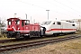 """O&K 26933 - DB Cargo """"335 223-4"""" 02.12.2002 - Hamburg-Eidelstedt, BahnbetriebswerkTorsten Schulz"""