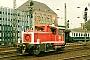"O&K 26934 - DB ""335 224-2"" 08.04.1993 - Mönchengladbach, HauptbahnhofAndreas Kabelitz"