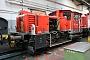 """O&K 26934 - Railion """"335 224-2"""" 16.09.2006 - Mannheim WerkErnst Lauer"""