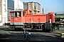"""O&K 26934 - DB Cargo """"335 224-2"""" 16.02.2017 - Mainz BischofsheimChristian Trummer"""