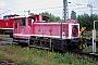 """O&K 26937 - DB Cargo """"335 227-5"""" 06.08.2000 - Hamburg-Wilhelmsburg, BahnbetriebswerkMalte Werning"""