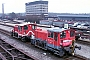 "O&K 26938 - Railion ""335 228-3"" 02.03.2011 - Maschen, RangierbahnhofAndreas Kriegisch"