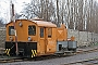 "Raw Dessau 4028 - DR ""199 003-5"" 21.03.1991 - Halle (Saale), IndustriebahnhofIngmar Weidig"