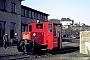 """Schöma 2129 - DB """"Kdl 01-12"""" __.03.1967 - Wuppertal-Vohwinkel, BahnbetriebswerkUlrich Budde"""
