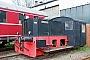"""Windhoff 1037 - EFO """"Nickelwerk"""" 14.04.2004 - Gummersbach-Dieringhausen, EisenbahnmuseumStefan Kier"""