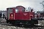 """Windhoff 308 - DB """"311 225-7"""" 03.03.1984 - Hamburg-BergedorfNorbert Lippek"""