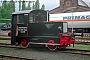 """Windhoff 312 - DB """"Kö 0278"""" 09.05.1992 - Krefeld-Oppum, AusbesserungswerkNorbert Schmitz"""
