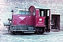 """Windhoff 312 - DB """"311 229-9"""" __.__.1972 - Northeim, BahnbetriebswerkErhard Hemer"""