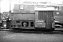 """Windhoff 344 - DB """"Ka 4862"""" 01.05.1966 - Köln, Bahnbetriebswerk DeutzerfeldDieter Spillner"""