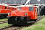 """Windhoff 348 - Austrovapor 10.04.2016 - Strasshof an der Nordbahn, Eisenbahnmuseum """"Das Heizhaus""""Rupert Gansterer"""
