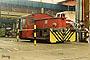 """Windhoff 403 - DB """"381 018-1"""" 22.07.1985 - Opladen, AusbesserungswerkMalte Werning"""