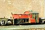 """Windhoff 403 - DB """"721.9000.084"""" __.11.1992 - Leverkusen-Opladen, AusbesserungswerkKarl Gräfen [†] (Archiv Andreas Kabelitz)"""