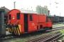 """Windhoff 821 - EM St. Veit """"X 111.06"""" 02.05.1992 - St. Veit a.d. Glan, ZugförderungsstelleFranz Ratzenböck"""