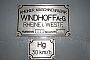 """Windhoff 915 - FE """"VL 0604"""" 05.11.2011 - HammFrank Glaubitz"""