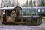"""Windhoff 925 - DB """"323 979-5"""" __.__.1989 - Bremen, AusbesserungswerkCarsten Kathmann"""